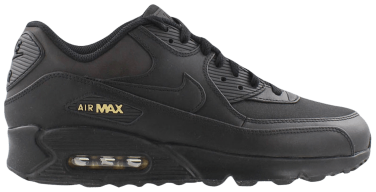 classic thoughts on new lower prices Air Max 90 Premium 'Black Gold'