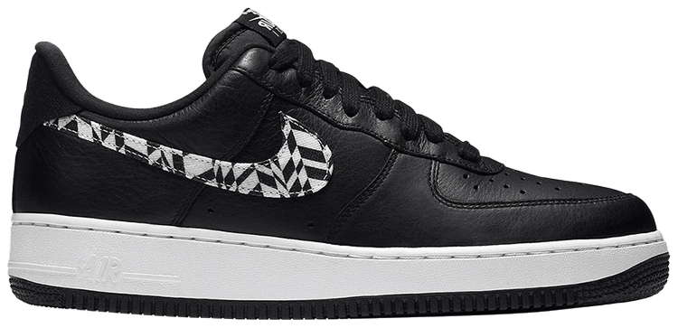 Air Force 1 Low 'Tiger Camo Black'