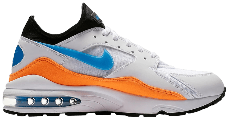 save off watch pretty cool Air Max 93 'Nebula Blue'