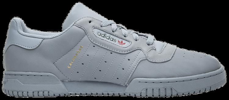 adidas yeezy powerphase calabasas bianche