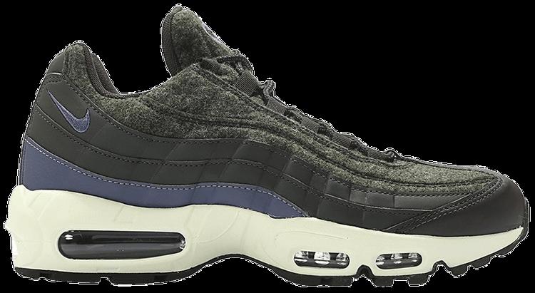 Air Max 95 Premium 'Dark Green' - Nike - 538416 300 | GOAT