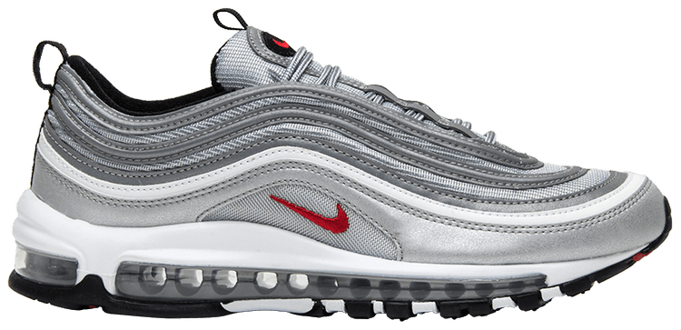 Nike Air Max 97 OG QS Silver Bullet Where To Buy 884421