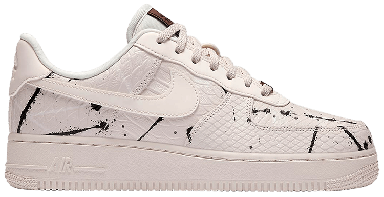 nike air force 1 low lx phantom snakeskin