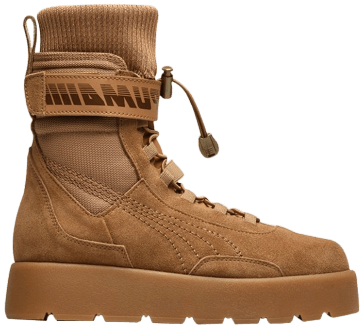 Fenty x Wmns Scuba Boot 'Khaki' - Puma - 367677 04   GOAT