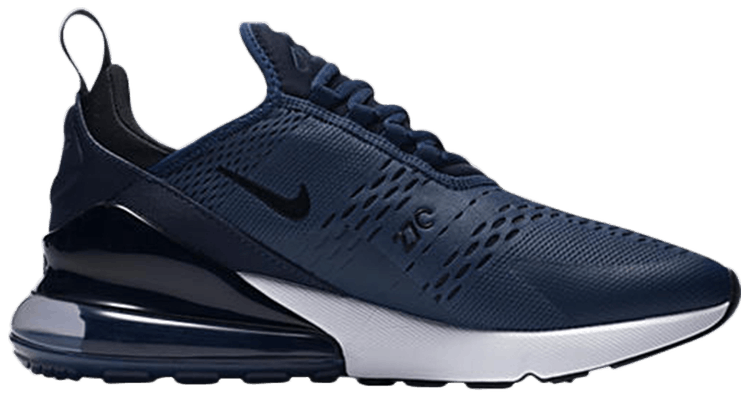 Uluru Engaño Propiedad  Air Max 270 'Midnight Navy Black' - Nike - AH8050 400 | GOAT
