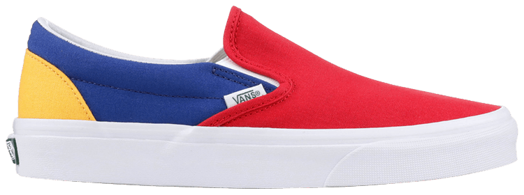 best selling vast selection new authentic Classic Slip On 'Yacht Club'