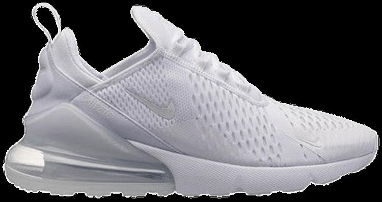 Air Max 270  Triple White  - Nike - AH8050 101  949de0fbae5c
