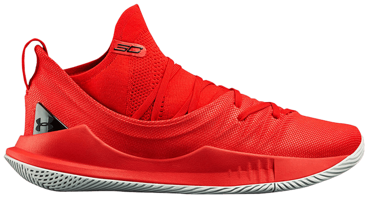 Under Armour Curry 5 Curry 5 'Fired Up' - Under Armour - 3020657 600 | GOAT