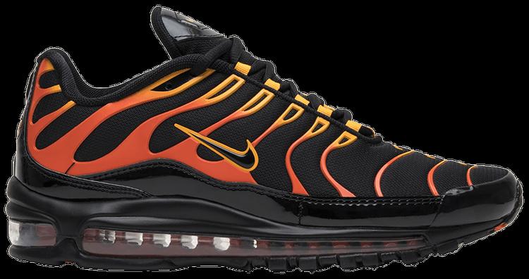 air max 97 tn noir orange