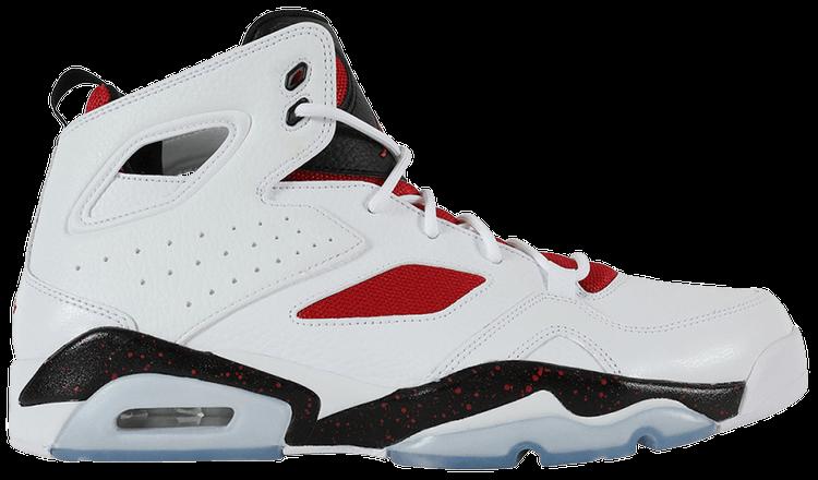 Jordan Flight Club 91 'White Black Red'