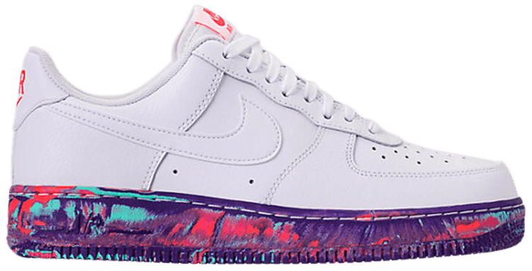 Air Force 1 '07 LV8 'Multi Color Marble'
