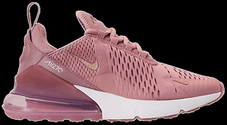 Wmns Air Max 270 Rust Pink Nike Bq0969 600 Goat