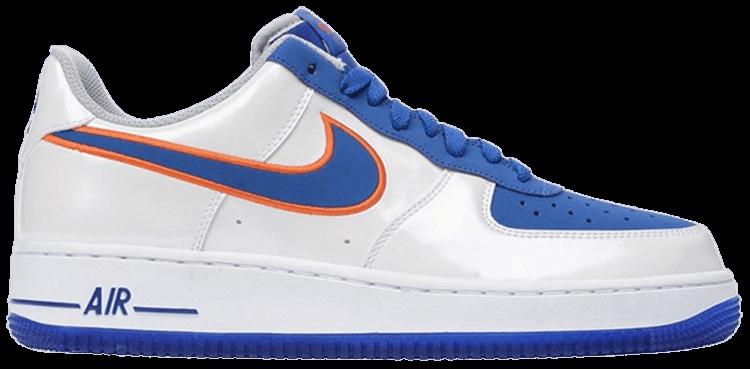 descuento mejor valorado vívido y de gran estilo descuento mejor valorado Air Force 1 Low 'Knicks' - Nike - 488298 142 | GOAT