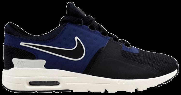 c1ec4a3e117 Wmns Air Max Zero  Binary Blue  - Nike - 857661 004