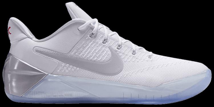 Kobe A D Ep Chrome Nike 852427 110 Goat