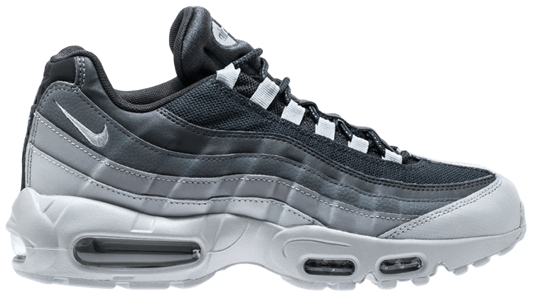 nike air max 95 black cool grey anthracite essential
