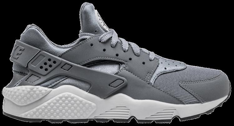 nike huarache cool grey