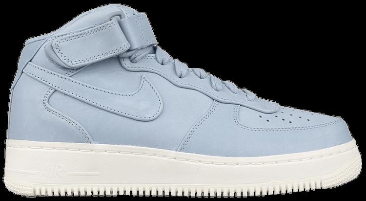 Nike Air Force 1 Mid fuxia