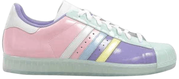 Superstar 1 Clear 'Pastel' - adidas - 677836 | GOAT