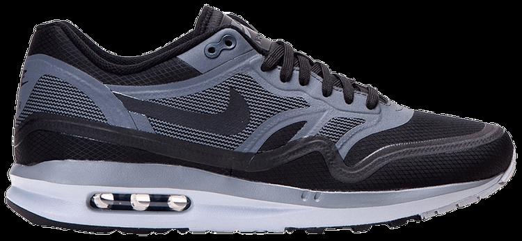 release date 46a61 d6be3 Nike Air Max Lunar 1 WR Black Grey