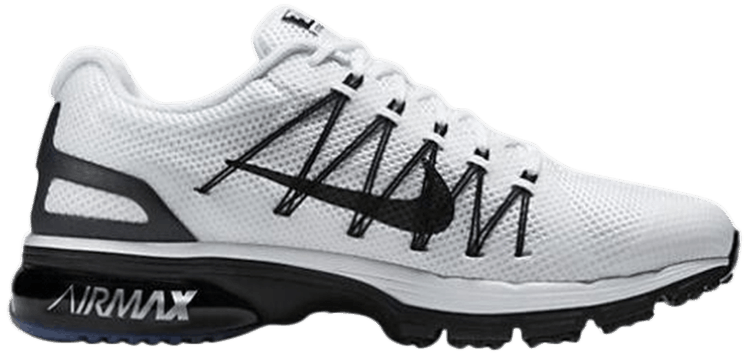 """Air Max Excellerate 3 'White' Nike 703072 103 GOAT """"title = GOAT"""