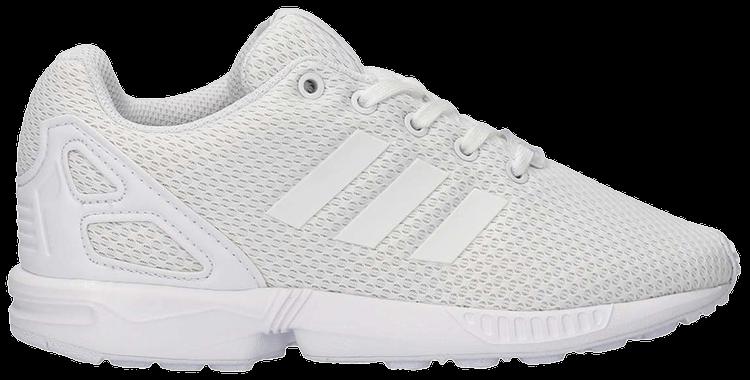 15bf55d17ab2 ZX Flux C  Triple White  - adidas - S76296