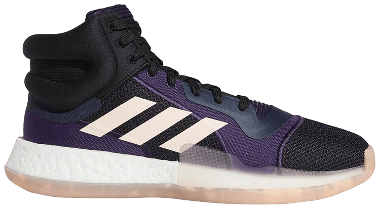 Marquee Boost 'Black Purple' adidas G27739 | GOAT