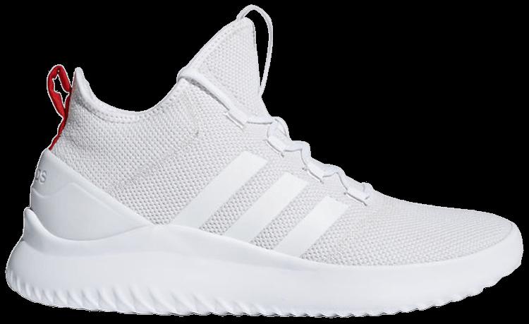 Destello Psicologicamente Perla  Cloudfoam Ultimate B-Ball 'Footwear White' - adidas - DA9654 | GOAT