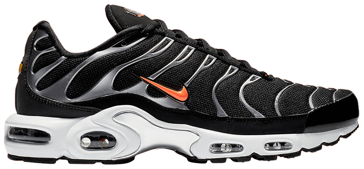Air Max Plus Black Orange Nike Cd1533 001 Goat