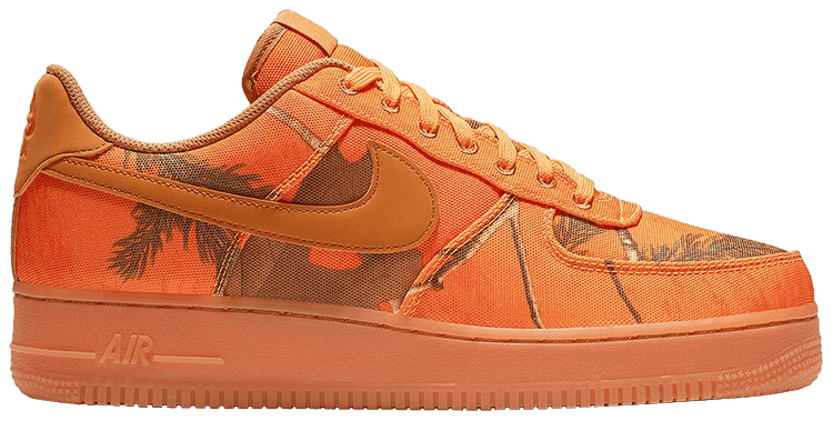 air force kurz orange