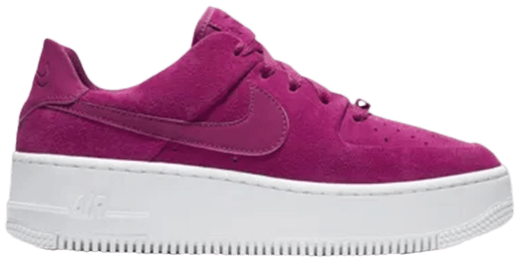Wmns Air Force 1 Sage Low 'True Berry'