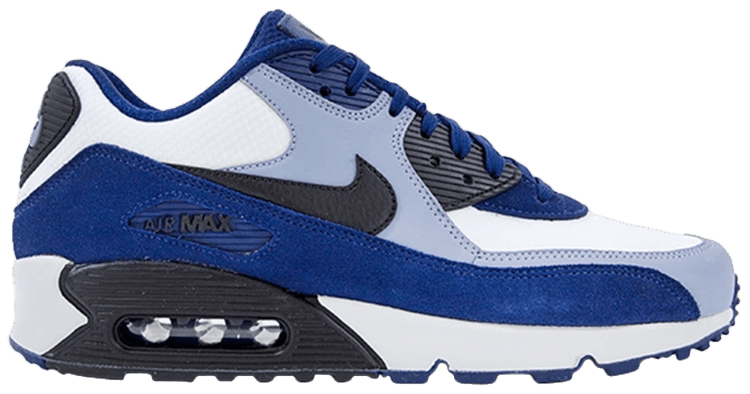 Air Max 90 Leather 'Blue Void' Nike 302519 400   GOAT