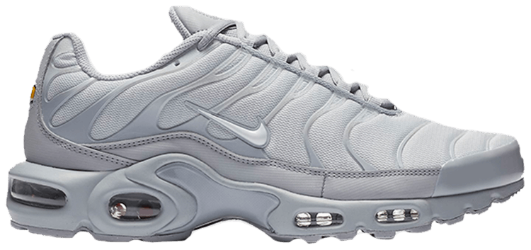 air max plus grey