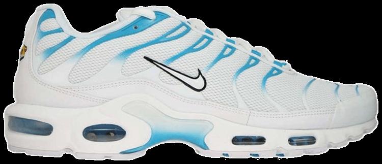 Air Max Plus Blue Fury Nike 852630 105 Goat