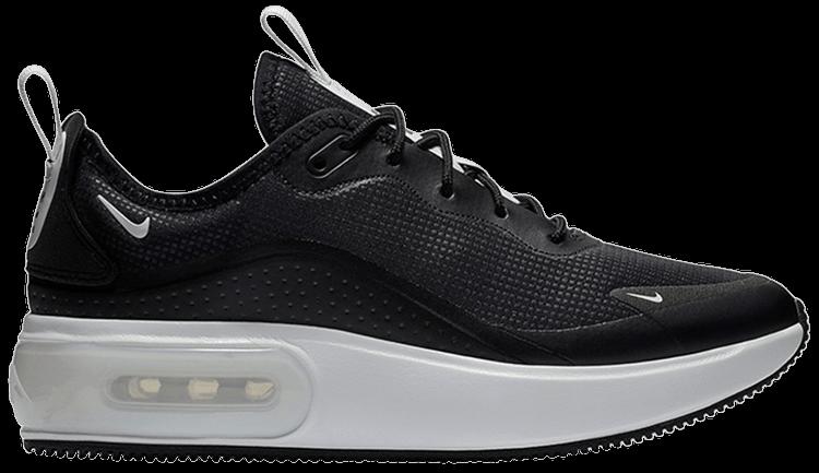 Wmns Air Max Dia 'black' by Nike