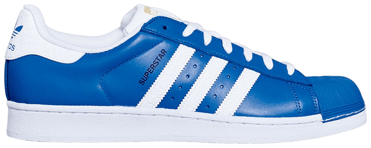 Superstar 'Ray Blue' - adidas - S75881 | GOAT