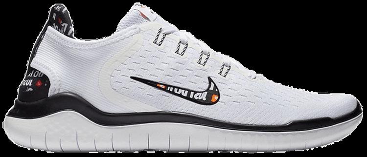 Adjunto archivo equipo Poderoso  Wmns Free RN 2018 'Just Do It' - Nike - AT4247 100   GOAT