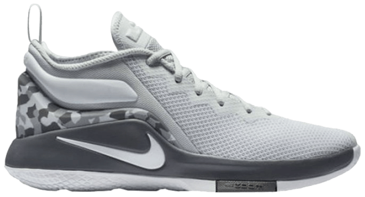 defecto tambor si  LeBron Witness 2 'Cool Grey' - Nike - 942518 002   GOAT
