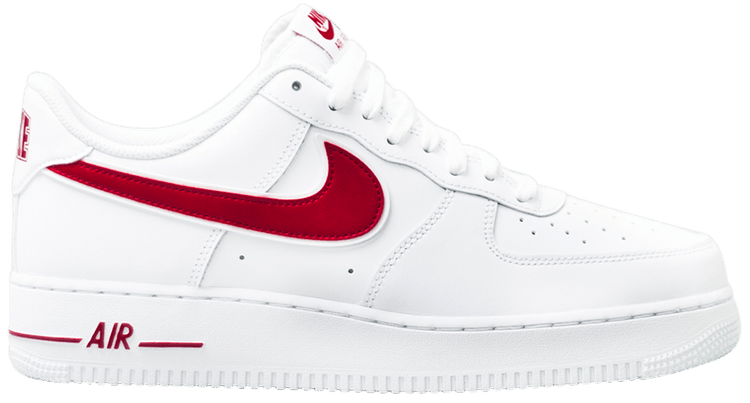 available authorized site official images Air Force 1 Low '07 3 'Gym Red'
