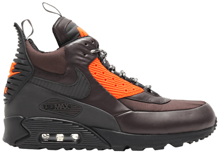 Air Max 90 Winter Boot 'Velvet Brown' Nike 684714 200 | GOAT