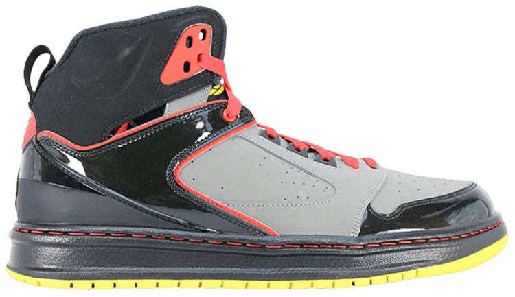Jordan Sixty Club  Grey Black Red  - Air Jordan - 535790 016  b53da1802d