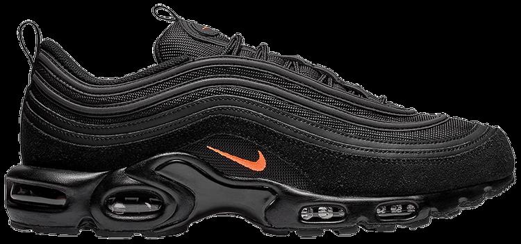 Nike Air Max Plus 97 BlackOrange CD7862 001
