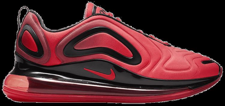Serrado difícil educador  Air Max 720 'Red Black' - Nike - AO2924 600 | GOAT
