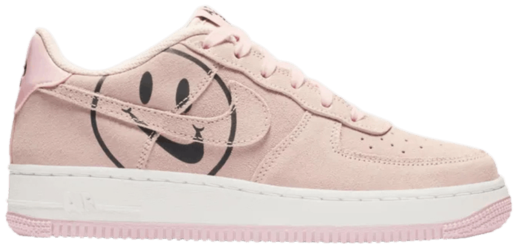 Air Force 1 Low GS 'Have A Nike Day Pink Foam'