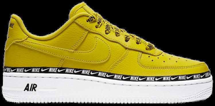 air force 1 se premium jaune