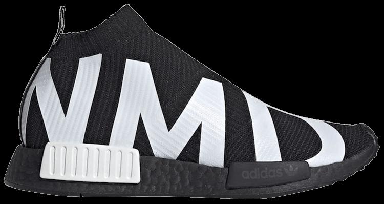 nmd_cs1-primeknit-nmd-print---black by adidas