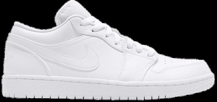 Air Jordan 1 Low 'Triple White'