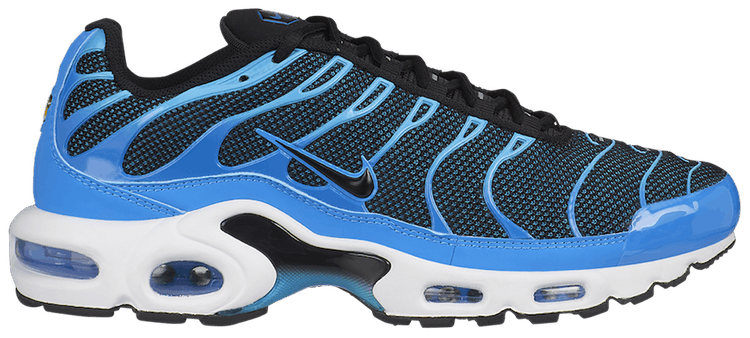 Air Max Plus University Blue Black Nike 852630 410 Goat