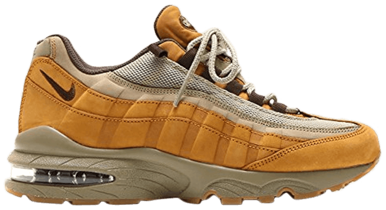 elegant shoes classic shoes price reduced Air Max 95 Winter Premium GS 'Flax'