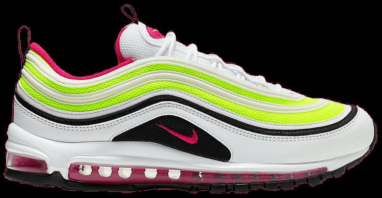 Air Max 97 Volt Pink Nike Ci9871 100 Goat
